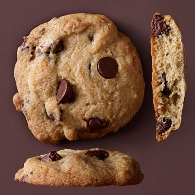 Chewy Chocolate Chip Cookies | Jennie's Recipes | Pinterest