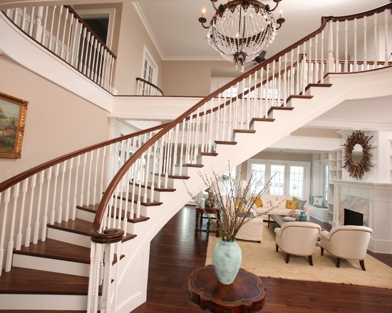 Best Traditional Staircase Design For The Home Pinterest 400 x 300