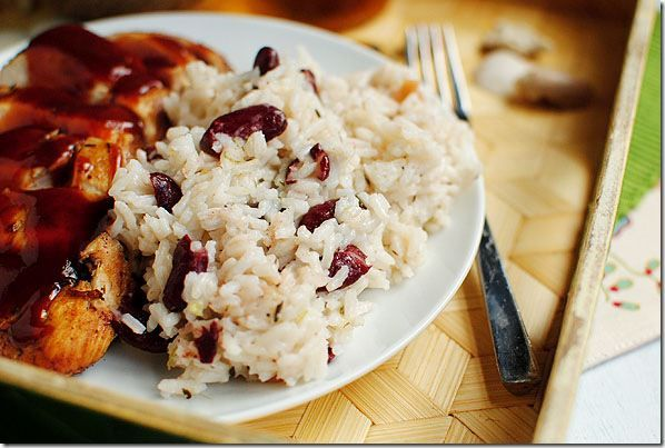 Jamaican Red Beans and Rice | Vegetarian/Vegan Recipes | Pinterest