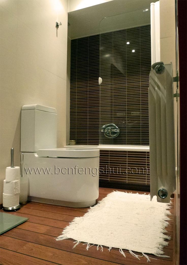 Feng Shui Baño En Suite:BañoProyecto Numancia Estudio Feng Shui y Proyecto de Interiorismo