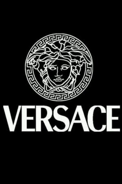 Versace Logo Design Ve...