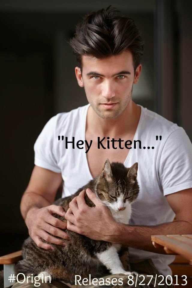 Meet Daemon Black <3