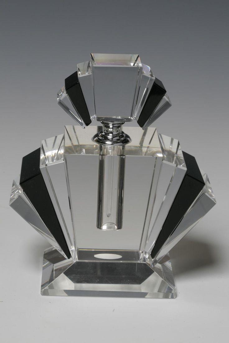 art dec perfume bottle art dec pinterest. Black Bedroom Furniture Sets. Home Design Ideas