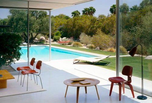 Mid Century Modern Pool Area Mid Century Homes