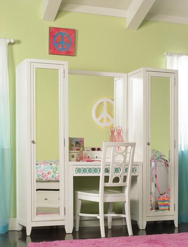 Lily desk desks furniture for girls for the home pinterest