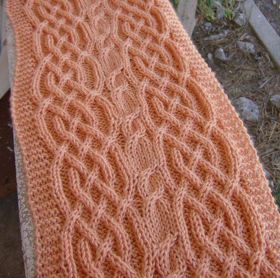 celtic knot Knitting Pinterest