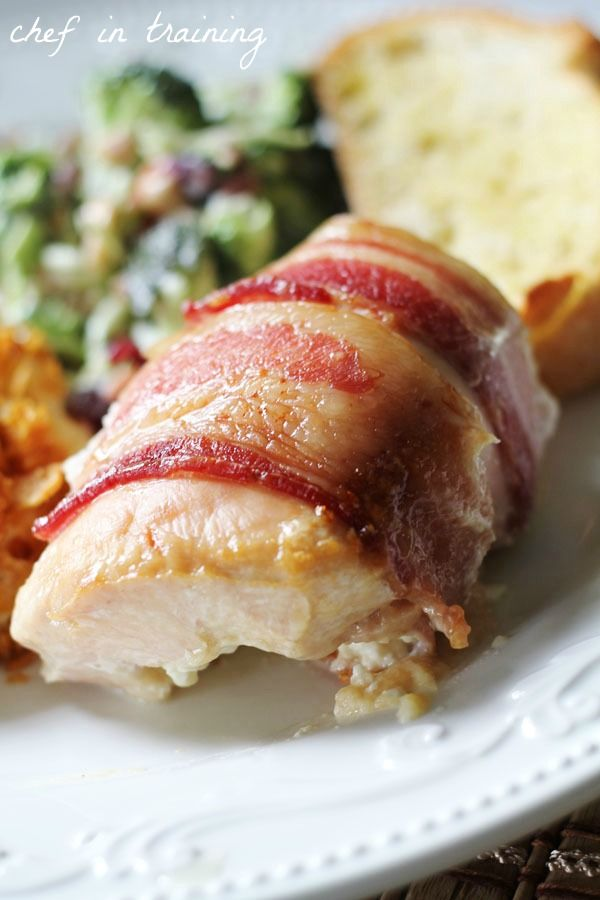Chicken Cordon Bleu… This dinner is seriously amazing! Cream cheese ...