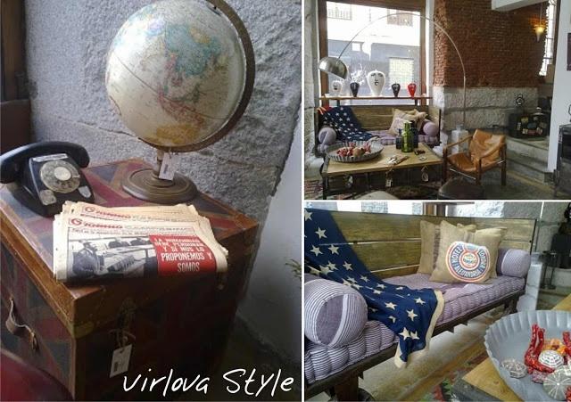 Tienda Decoracion Vintage Bilbao ~ decoraci?n tienda vintage  Design & deco [portfolio]  Pinterest