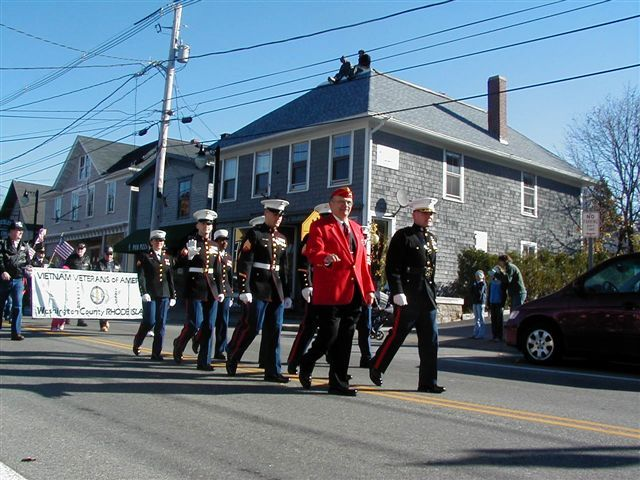 memorial day parade ri