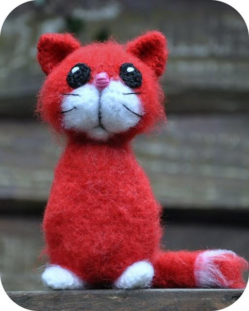 Crochet Pattern Cat Poekie amigurumi- free pattern ...