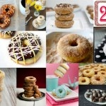 25 Homemade Donut Recipes...Baked Nutmeg Donuts with Berry Icing ...