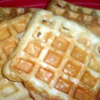 Light, Crisp Waffles | yummy yummy food for my tummy | Pinterest