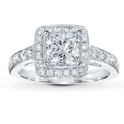 Bon Engagement Ring From Jared Jewelers.