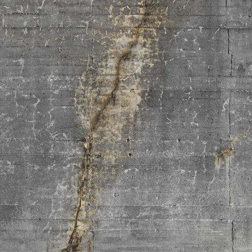 Concrete Wall - photographic wall covering