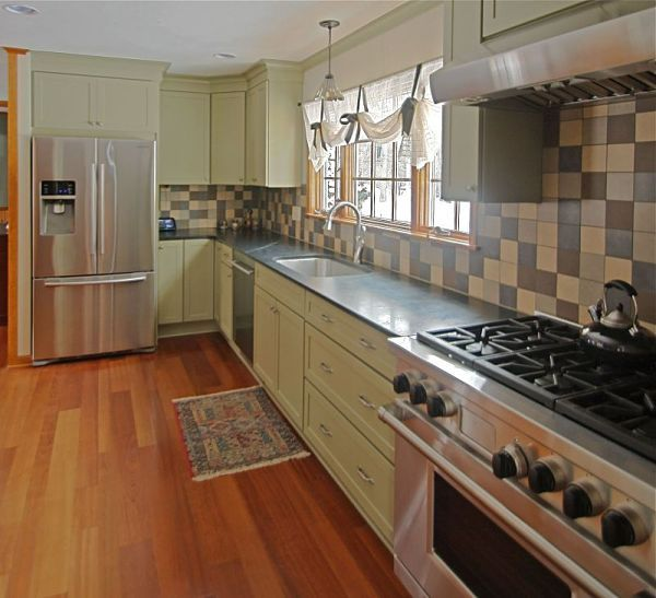 Floor Plans For Small Galley Kitchen Kitchen Pinterest