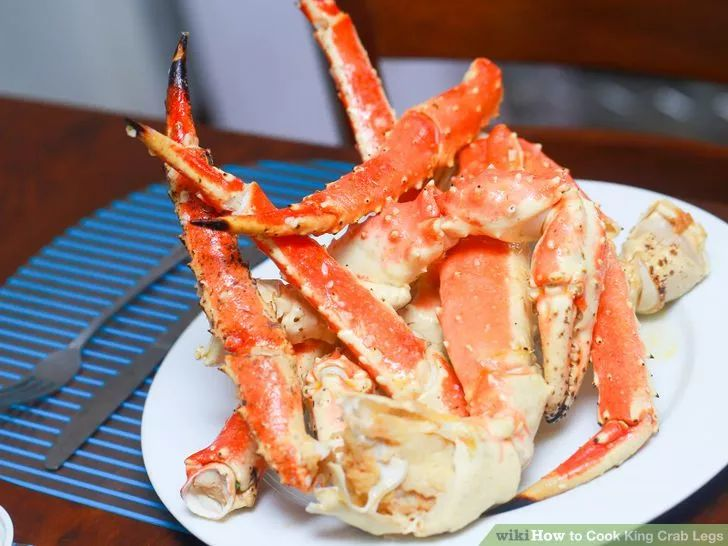 How to cook king crab legs  Home Cooking  Chowhound