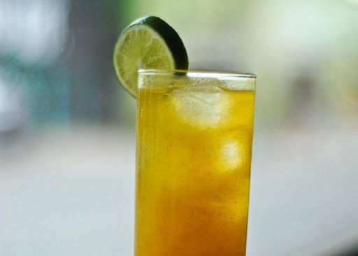 Maharaja Buck Cocktail Recipe on Yummly | Boozy Treats | Pinterest