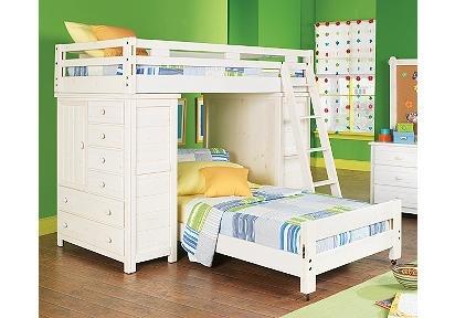 Loft Room Ideas on Girls Room Bed   Loft Bed Ideas