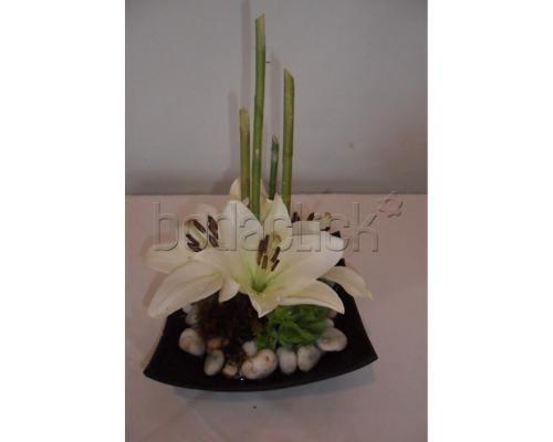 centro de mesa sencillo para tu boda arreglos florales pinterest. Black Bedroom Furniture Sets. Home Design Ideas