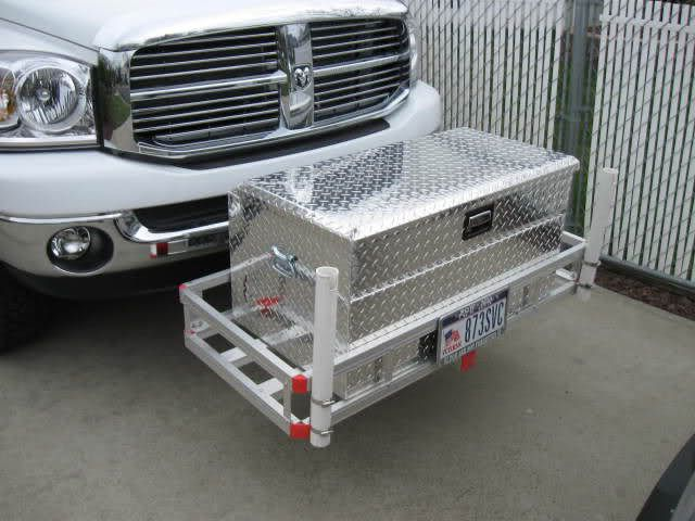 Motorhome External Storage Boxes With New Trend Fakrubcom & Tow Hitch Storage Box - Listitdallas
