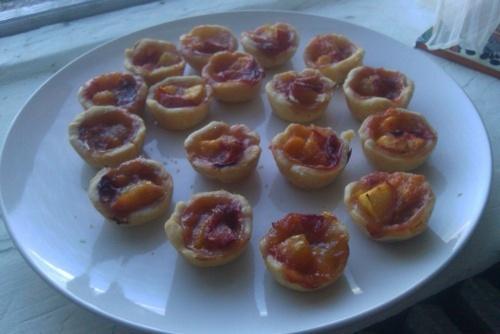 """Peach Cutie Pies - In this recipe from Dani Cone's """"Cutie Pies,&quot..."""