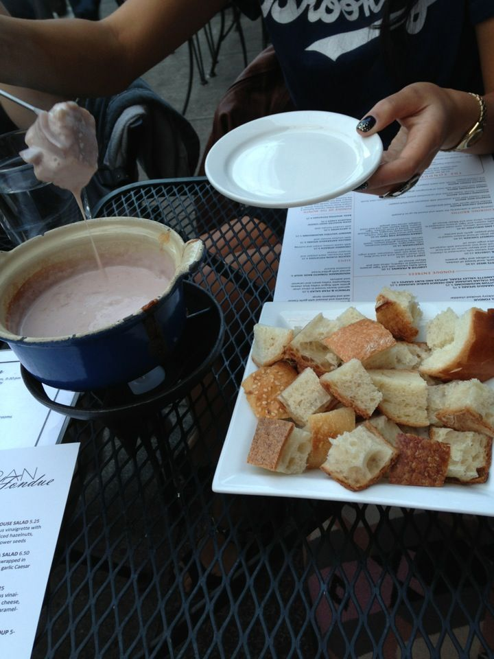 Urban Fondue | PDX Eats | Pinterest