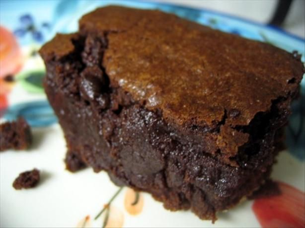 Chocolate-Fudge Brownies Recipe - Food.com - 63100