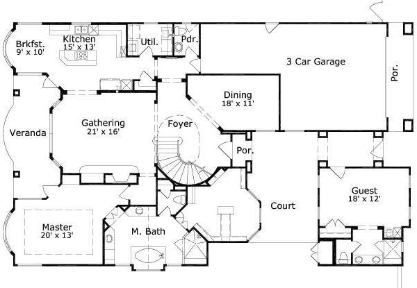 Pin By Mandy O 39 Neal On House Plans Pinterest