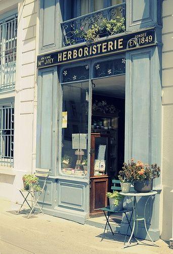 Herboristerie |... Herboristerie
