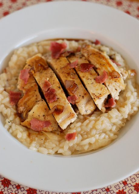 Chicken with Cider & Bacon Sauce | Paleo | Pinterest