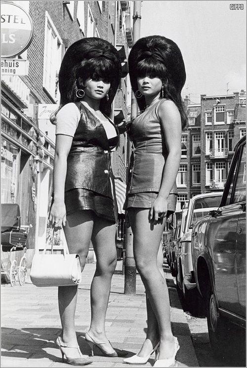 Fashion in Amsterdam, 1960