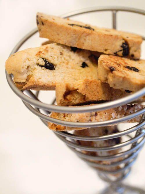 Cherry Pistachio Biscotti and Banana-Banana Chocolate Chip Biscotti by ...