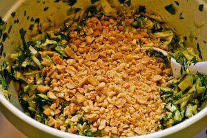 ... .kalynskitchen.com/2009/05/recipe-for-spicy-cilantro-peanut-slaw.html