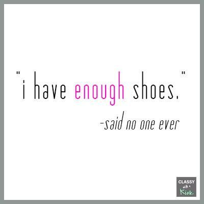 I have enough shoes.....said no woman ever! _____________________________  For #shoes, please visit http://RedCarpetDeals.info