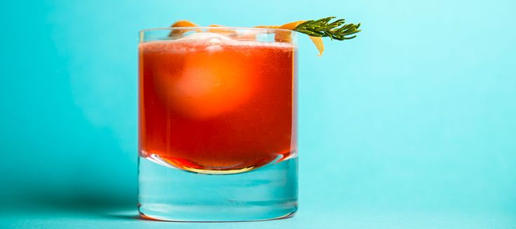 How to Make a Negroni Float | Tasting Table Recipe