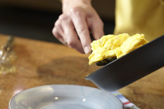 Basic Scrambled Eggs | Recipe