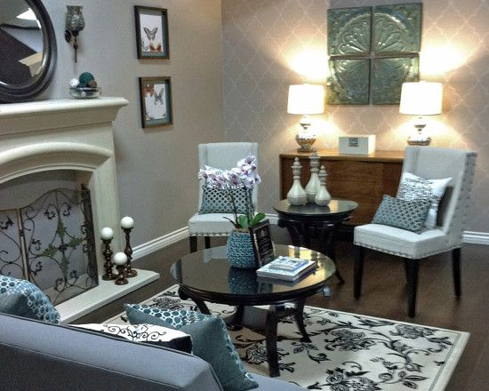 Small living rooms design pictures remodel decor and for Room decor ross