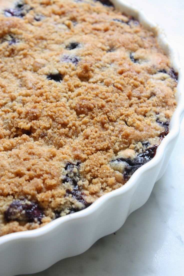 coffee cake blueberry sour cream coffee cake blueberry crumb coffee ...