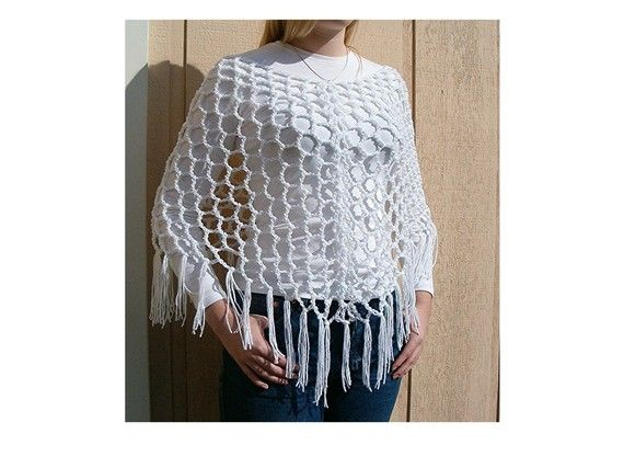 Crocheting Must Haves : SuPeR EaSY Crochet Must Have Boho Poncho Shawl Pattern