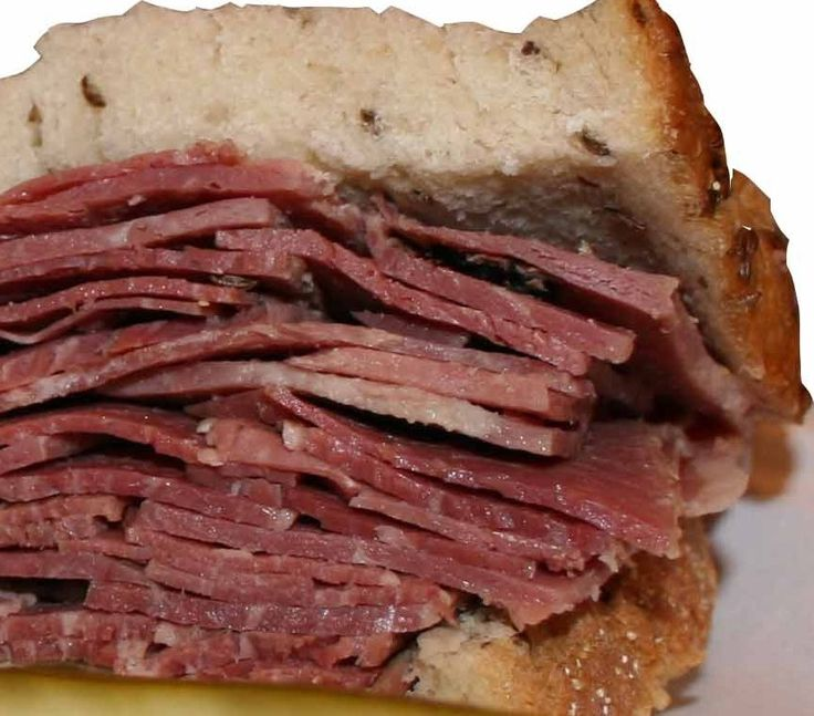 Home-cured Corned Beef | I'm a gourmand, not a gourmet | Pinterest