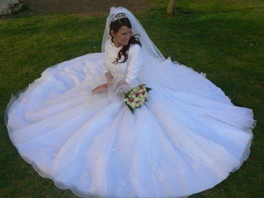 Sleeves Tzniut, Wedding Dressses, Marc Tznius, Modest Wedding Dresses ...