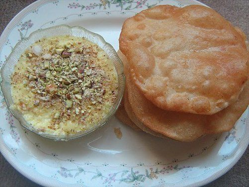 kheer (Indian rice pudding) - replace the whole milk with coconut milk ...