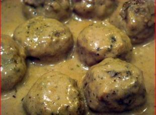 FRICKADELLARS (Danish Style Meatballs) | Food Favs - Beef | Pinterest