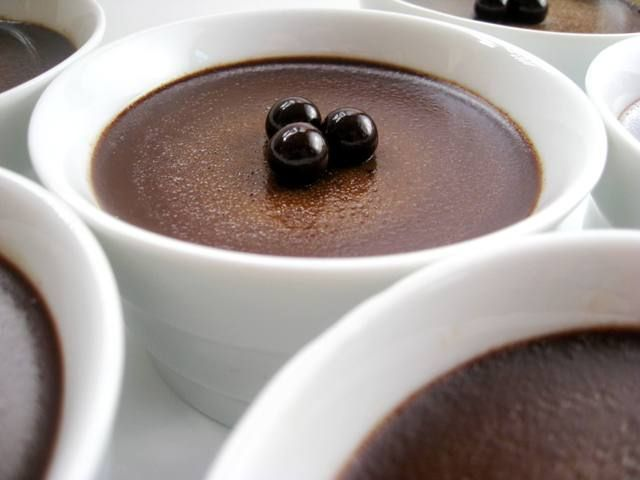 Chocolate Pots De Creme | yummy recipes | Pinterest