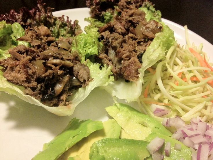 Beef Tongue Tacos | Paleo Food | Pinterest
