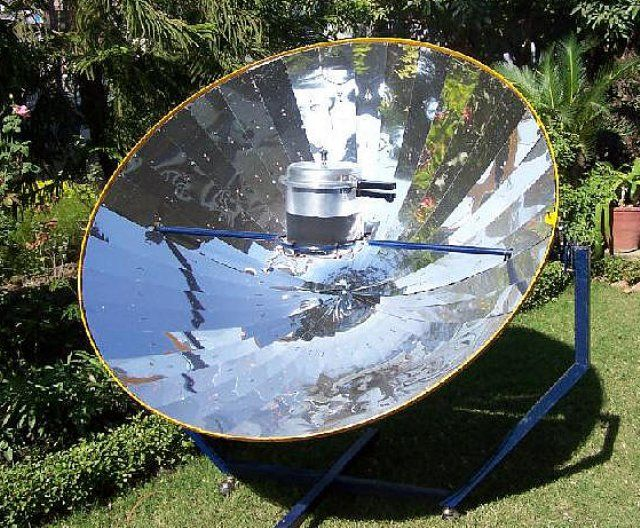 solar cooker project pdf in hindi