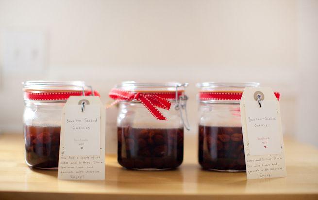 Bourbon Soaked Cherries | yummy | Pinterest