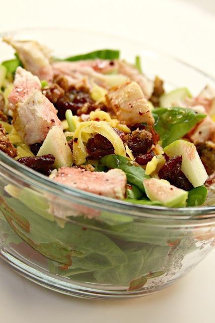 Cranberry walnut chicken salad | Salads | Pinterest