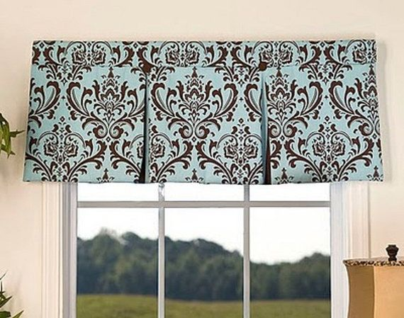 Traditions pleated window valance in many colors for Window valance