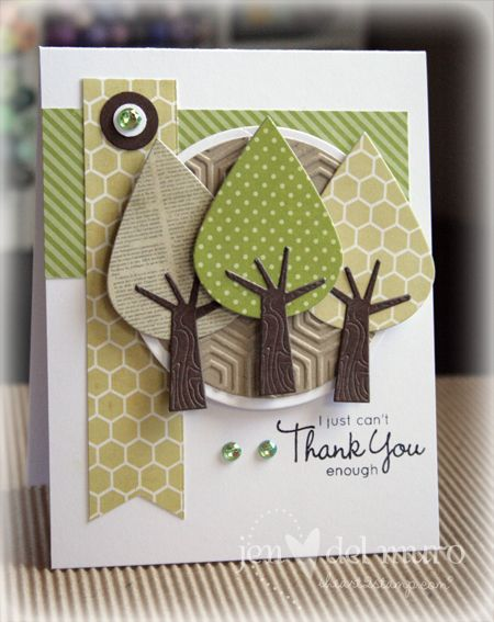 Great anytime card for Fall.